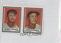 Bobby Shantz, Pete Runnels