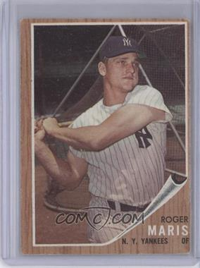 1962 Topps #1 - Roger Maris [Good to VG‑EX]