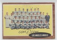 Los Angeles Angels Team [Good to VG‑EX]