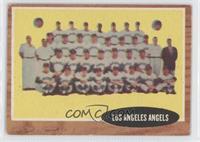 Los Angeles Angels Team (Green Tint)