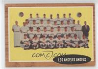 Los Angeles Angels Team (Green Tint)