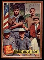 Babe as a Boy (Babe Ruth) [VGEX]