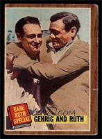 Babe Ruth Special (Lou Gehrig, Babe Ruth) [GOOD]
