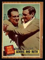 Babe Ruth Special (Lou Gehrig, Babe Ruth) [EX]