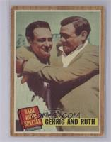 Babe Ruth Special (Lou Gehrig, Babe Ruth) (Green Tint) [VeryGood]