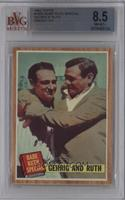 Babe Ruth Special (Lou Gehrig, Babe Ruth) (Green Tint) [BVG 8.5]