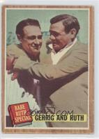 Babe Ruth Special (Lou Gehrig, Babe Ruth) Green Tint