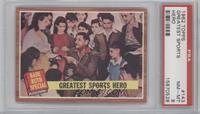 Greatest Sports Hero (Babe Ruth) [PSA8]