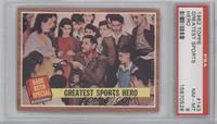 Greatest Sports Hero (Babe Ruth) [PSA 8]