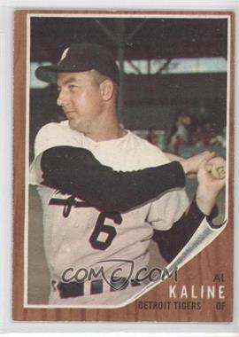1962 Topps #150.1 - Al Kaline