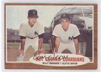 Billy Gardner, Cletis Boyer