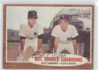 Hot Corner Guardians (Billy Gardner, Cletis Boyer)