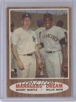 Managers' Dream (Mickey Mantle, Willie Mays)