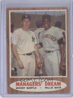 Managers' Dream (Mickey Mantle, Willie Mays) [Altered]