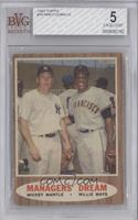 Managers' Dream (Mickey Mantle, Willie Mays) [BVG 5]