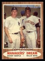 Managers' Dream (Mickey Mantle, Willie Mays) [EX]