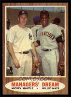 Managers' Dream (Mickey Mantle, Willie Mays) [NM]