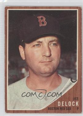 1962 Topps #201 - Ike Delock