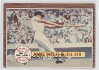 World Series Game #3, Maris Wins it in the 9th (Roger Maris) [Good to&nbsp…