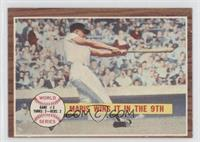 World Series Game #3, Maris Wins it in the 9th (Roger Maris)
