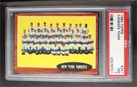 New York Yankees Team [PSA7]