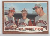 The Right Pitch (Bob Purkey, Jim Turner, Joey Jay)