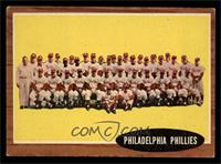 Philadelphia Phillies Team [VG EX]