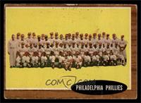 Philadelphia Phillies Team [VG]