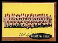 Philadelphia Phillies Team [EX]