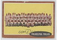 Philadelphia Phillies Team [Poor]