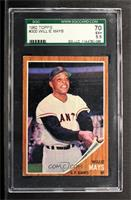 Willie Mays [SGC 70]