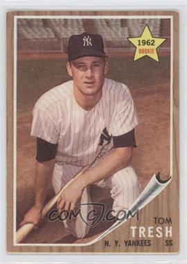 1962 Topps #31 - Tom Tresh