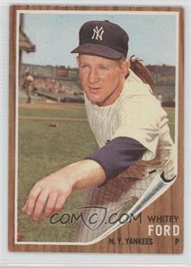 1962 Topps #310 - Whitey Ford