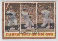 Killebrew Sends One into Orbit (Harmon Killebrew) [Good to VG‑E…