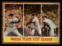Musial Plays 21st Season (Stan Musial) [NM]