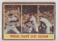 Musial Plays 21st Season (Stan Musial)