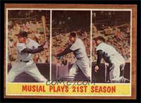 Musial Plays 21st Season (Stan Musial) [EX MT]