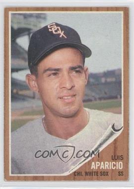 1962 Topps #325 - Luis Aparicio