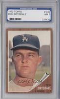 Don Drysdale [ENCASED]