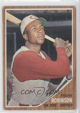 1962 Topps #350 - Frank Robinson [GoodtoVG‑EX]