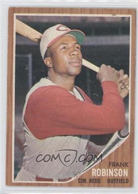 1962 Topps #350 - Frank Robinson