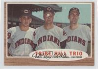 Tribe Hill Trio (Barry Latman, Dick Stigman, Jim Perry)