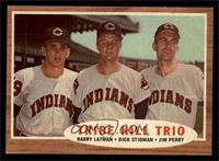 Tribe Hill Trio (Barry Latman, Dick Stigman, Jim Perry) [NM MT]
