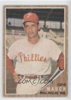 Gene Mauch [Good to VG‑EX]
