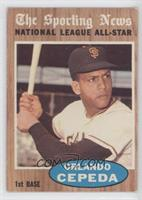 Orlando Cepeda All-Star