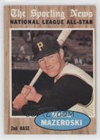 Bill Mazeroski All-Star