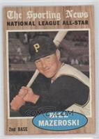 Bill Mazeroski All-Star