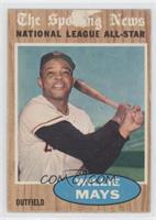 Willie Mays (All-Star) [Good to VG‑EX]