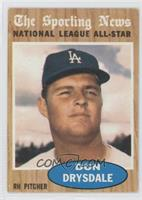 Don Drysdale All-Star