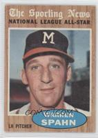 Warren Spahn All-Star